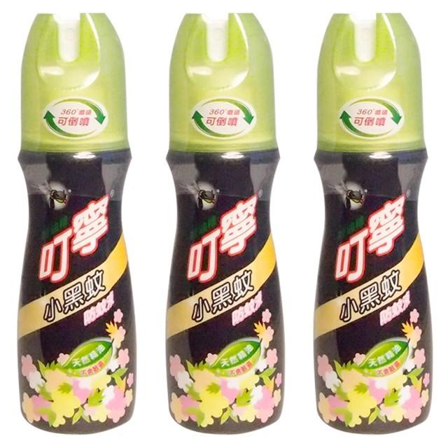 綠油精】叮寧小黑蚊防蚊液100ml(1入)