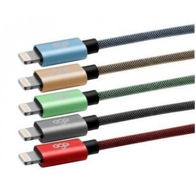 EGO 強韌之3A 超速apple mfi Lightning充電數據線 (30/100/200cm)
