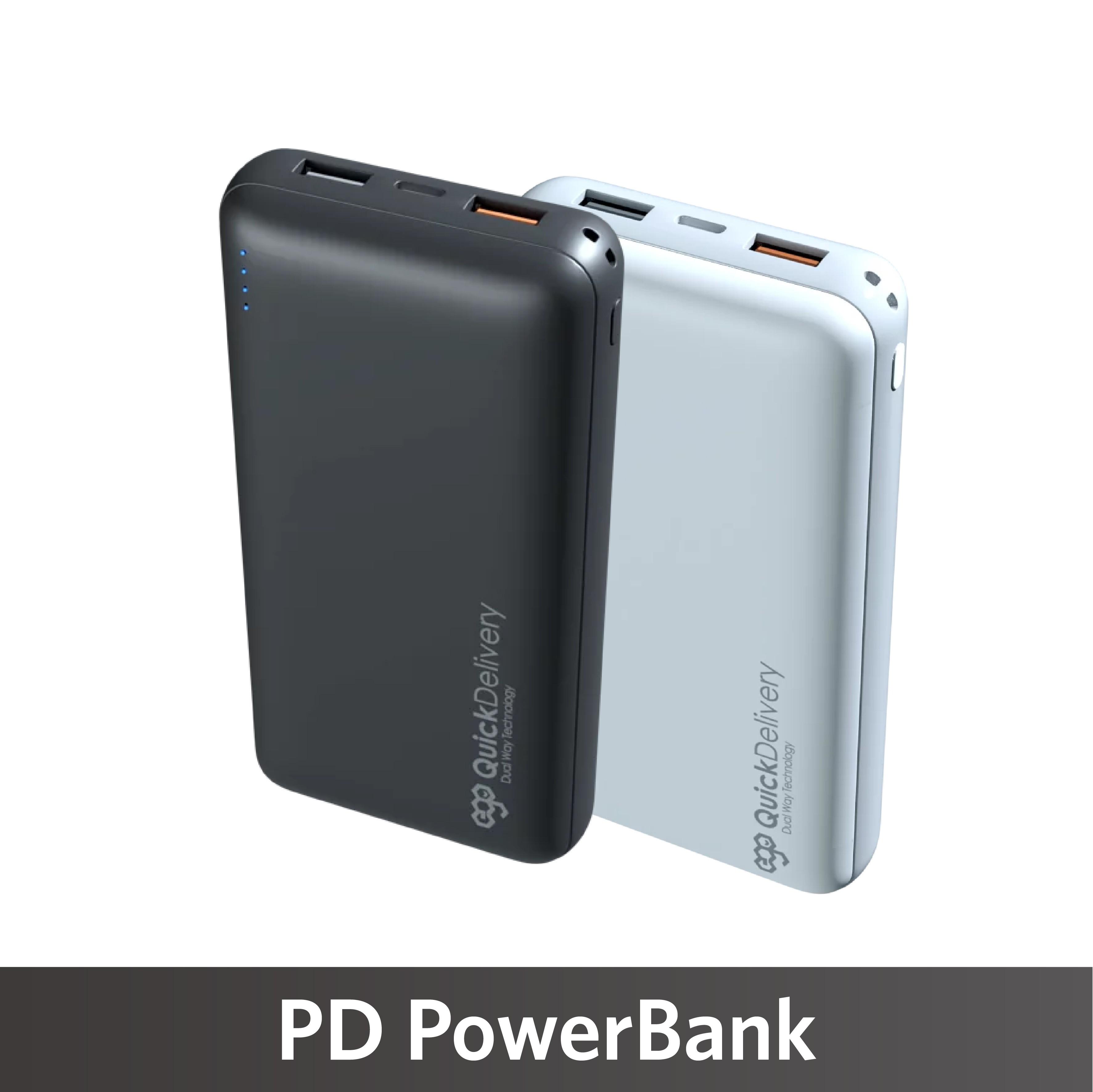 EGO P162PD + QC3.0 22000mAh PowerBank 最細 22000 外置電