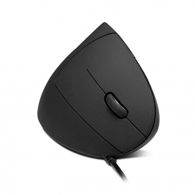 ANKER USB Wired Vertical Mouse 98ANWVM-BA 人體工學滑鼠(有線) 黑色