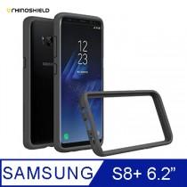 犀牛盾Crashguard防摔邊框手機殼 - 三星Samsung Galaxy S8 Plus 深灰色
