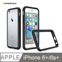 犀牛盾Crashguard防摔邊框手機殼 - iPhone 6 Plus / 6s Plus 黑色