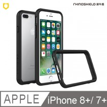 犀牛盾Crashguard防摔邊框手機殼 for iPhone 7plus / 8plus 黑色