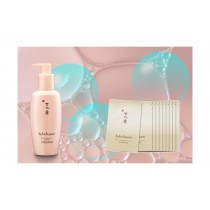 Sulwhasoo 雪花秀 旅行用 順行潔面泡沫EX 3ml Gentle Cleansing Foam EX 10片裝