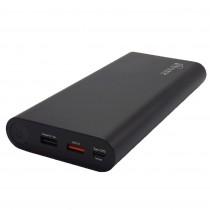 innoz - InnoVigor QC20PD QC3.0 & USB 3PORTS PowerBank 20000 mAh 外置充電器
