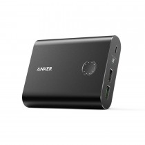 ANKER PowerCore+13400 QC3.0PowerBank 外置充電器 (黑色)