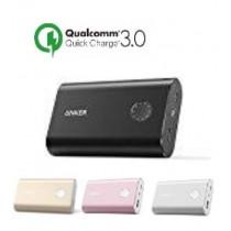 ANKER PowerCore+10050 QC3.0PowerBank 外置充電器(黑/金/粉/銀)