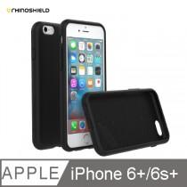 犀牛盾PLAYPROOF 防摔背蓋手機殼純色款 iPhone 6 Plus / 6s Plus極致黑